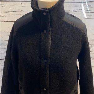 Lululemon Go Cozy Sherpa Fleece Coat